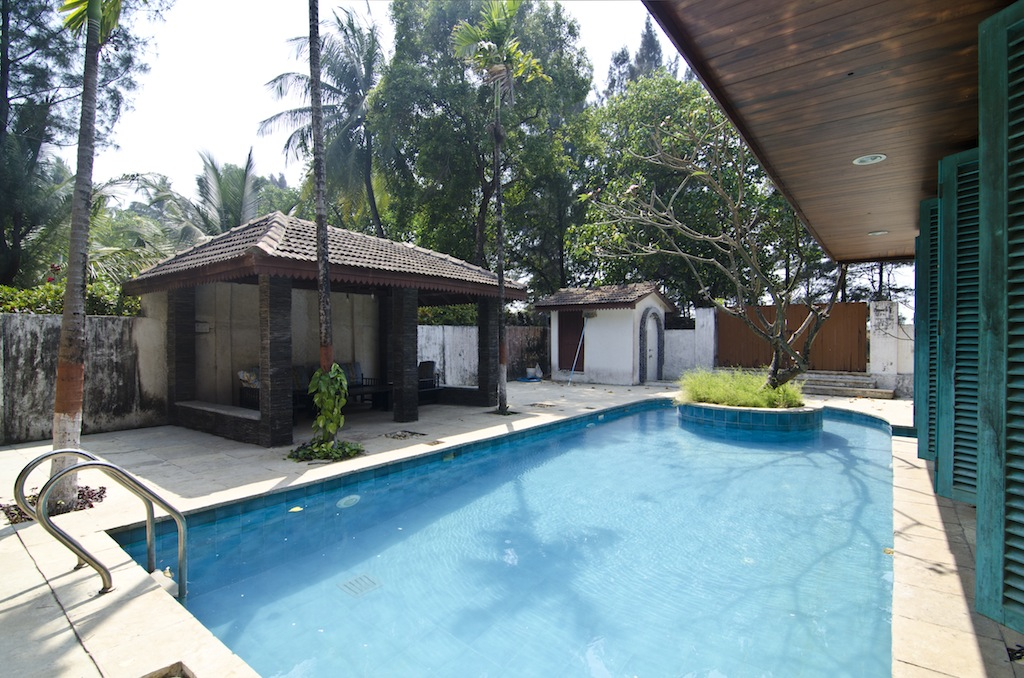 Scarlet Alibaug 3 Bedroom Luxury Beach Villa With Pool Sham Estate